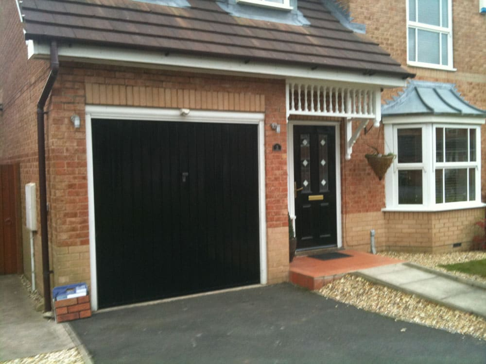 Before After Garage Conversion Photographs More Living